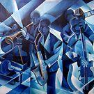 Night of Jazz 14 by Mandell Maull
