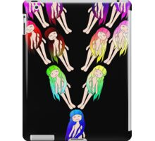 rag dolls iPad Case/Skin