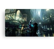 League of Legends - Ekko - The Boy Who Shattered Time Canvas Print