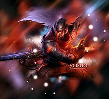 League of Legends - Yasuo - The Unforgiven by ethrwen
