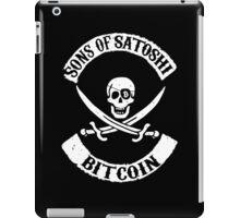 Sons of Satoshi Bitcoin Geek iPad Case/Skin