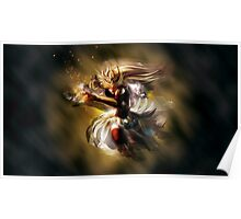 League of Legends - Syndra - The Dark Sovereign  Poster
