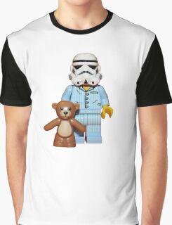 Sleepy Stormtrooper Graphic T-Shirt