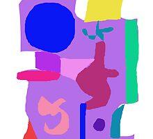 Purple Vase by masabo