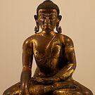 Shakyamuni, the Historical Buddha, 12th Century, Nepal by John Spies