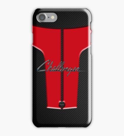 Challenger Hood iPhone Case/Skin