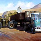 Atkinson bulk tipper. by Mike Jeffries