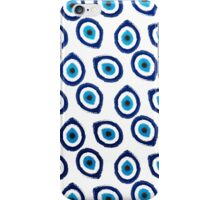 Evil Eye Teardrop iPhone Case/Skin
