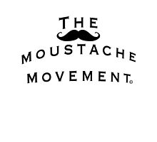 The Moustache Movement  by Whisky Clinks &  Cuff Links