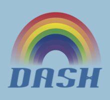 Rainbow Dash by wittlewoona