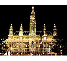 viennese festivities Photographic Print