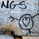 I heart me! by Vikki-Rae Burns