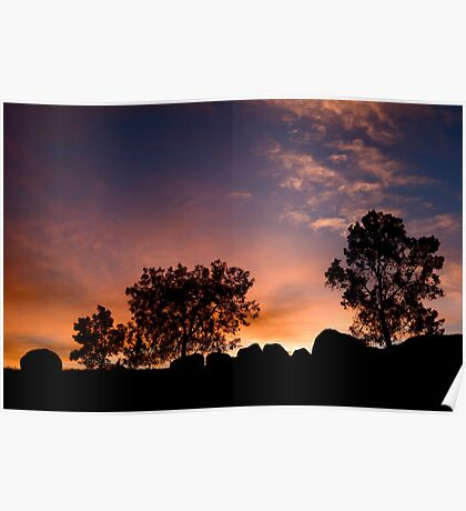 Ulandra Reserve Sunrise #3 Poster