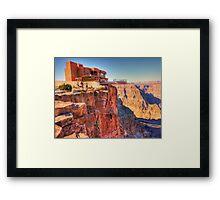 Grand Canyon Skywalk Framed Print