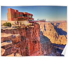 Grand Canyon Skywalk Poster