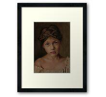 Tutsan Framed Print