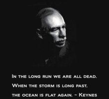 John Keynes by AHakir