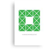 Design 8 Canvas Print
