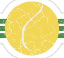 Tennis Classic - grass Sticker