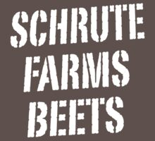 Schrute Farms Beets by Robin Lund