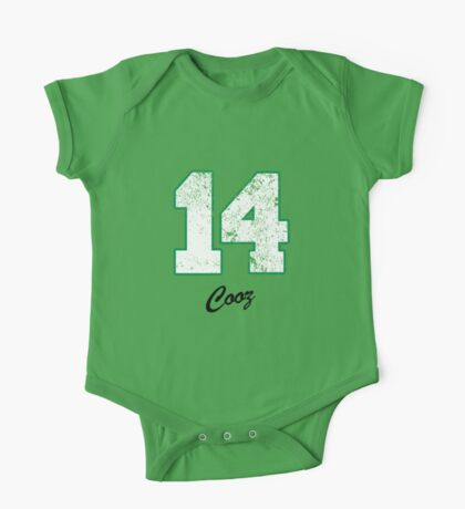Celtics Numbers - Cooz no. 14 One Piece - Short Sleeve