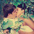 wedding moment by Darta Veismane