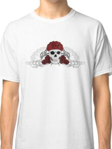 Bicycle Skull Gears Classic T-Shirt