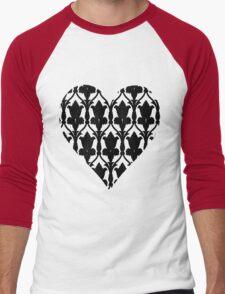 Sherlock Wallpaper Love Men's Baseball ¾ T-Shirt