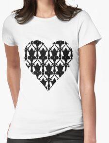 Sherlock Wallpaper Love T-Shirt