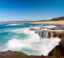 Spoon Bay, Wamberal Beach NSW by Isabel J Coote Photography
