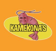 Kamekona's Shrimp logo from Hawaii 5-0 S2 (Small) by Sharknose