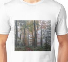 Autumn Woodlands Unisex T-Shirt