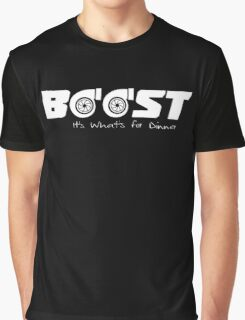 Boost, It's what's for dinner Graphic T-Shirt