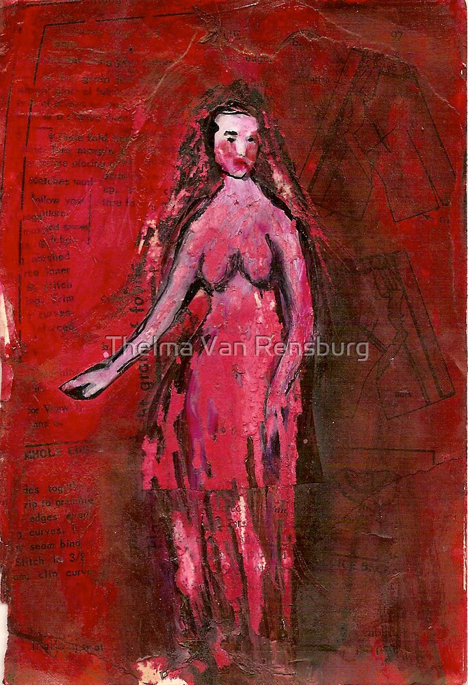 The witche's Daughter by Thelma Van Rensburg