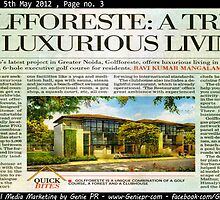 Times Property Press Coverage - Paramount Group of Companies Times Property - 5th May 2012 , Page No. 3 by golfforeste