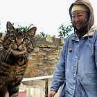 Masami and the Cat by Scott Irvine
