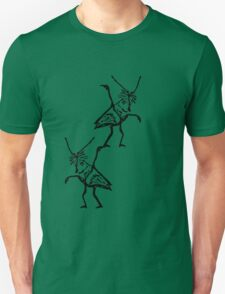 balancing crickets T-Shirt