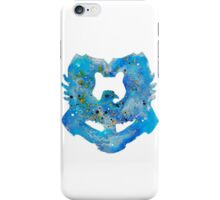 Ravenclaw House Crest iPhone Case/Skin