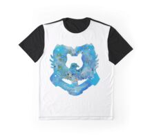 Ravenclaw House Crest Graphic T-Shirt