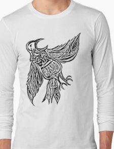 falling Long Sleeve T-Shirt