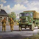 Bedford QL by Mike Jeffries