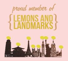 Lemons and Landmarks by thefinalproblem