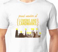Lemons and Landmarks Unisex T-Shirt