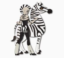 Twisted - Wild Tales: Etana and the Zebra Kids Clothes