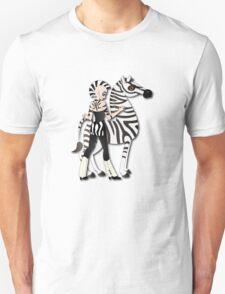 Twisted - Wild Tales: Etana and the Zebra Unisex T-Shirt