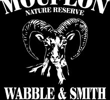 Mouflon  by Port-Stevens
