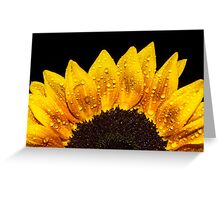 Happiness is Yellow Greeting Card