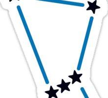 Orion Constellation Sticker