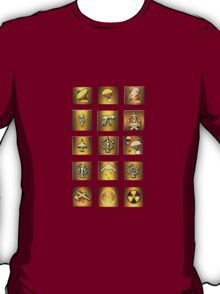 Modern Warfare Killstreak-App style Design T-Shirt