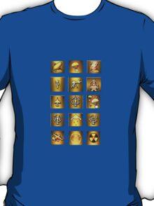 Modern Warfare Killstreak-App style Design T-Shirt